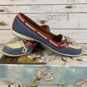 😎Summer Sale Sebago Docksides leather Boat Shoes